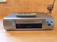 VHS VIDEO RECORDER DAEWOO