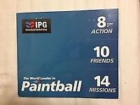 IPG - 10 Paintball tickets