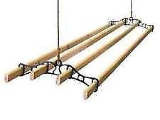 3x rails for clothes airer/Sheilamaid