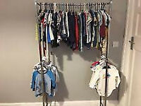 Big Baby boy clothes bundles size 3-6 and 6-9 months