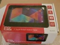 "EGL 7"" TOUCH SCREEN ANDROID TABLET"