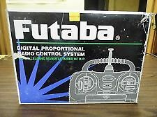 FUTABA ATTACK-II RADIO CONTROL SYSTEM Model Aircraft FP-2CR R122