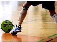 Swavesey Indoor Five-a-Side Football Club seeking new adult members