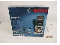 New Bosh Router (GFK 600 KIT) factory sealed