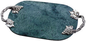 Seagul Pewter  Marble  cheesetray w/ cheese pull