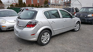 2008 Astra Toit panoramique 8 tires mags sunroof a/c low km AAA1