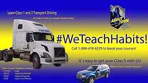 About Town Driver Education