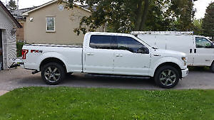 2015 Ford F-150 SuperCrew 4X4 Off Road Sport Pickup Truck