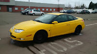 2001 Saturn SC3 HDOC limited edition 3 Door