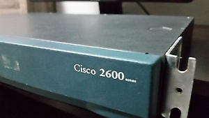2600 series cisco router