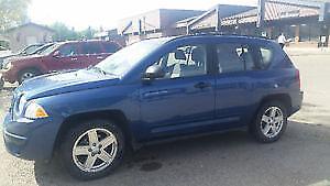2009 Jeep Compass SUV, Crossover