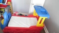 Little tikes transition bed