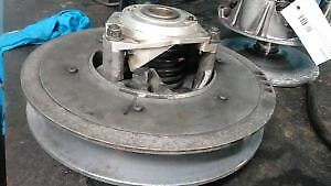 2001 Yamaha SXR 600 Secondary Clutch
