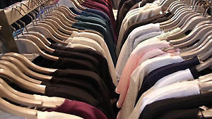 Quality used women's clothing sale: May 27