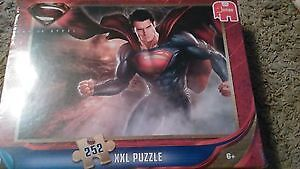"BRAND NEW SEALED IN A BOX ""SUPERMAN PUZZLE"""