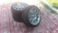 E46 M3 Style 67 Front Rim+Tire SELLING EACH