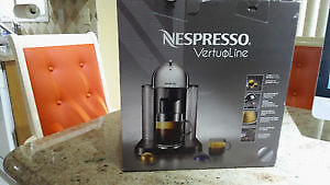 NEW NESPRESSO COFFE MAKER MADE IN SWISS