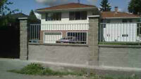 Spacious Fully Furnished 1500 sq.ft Basement Suite-near Lougheed