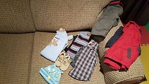 SMALL LOT of Brand Name Baby Boy Clothing 6-12 Months
