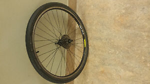 Shimano deore TA 19 rear 8 speed rim $30
