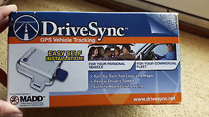 DRIVESYNC GPS VEHICLE TRACKING SYSTEM