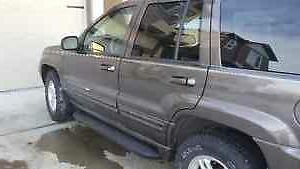 2000 Jeep Grand Cherokee Limited Minivan, Van