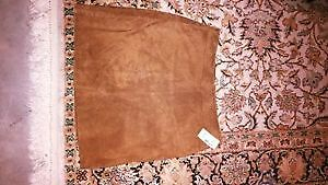 ****R and W leather skirt new w price tag of 99****