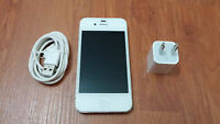 iPhone 4S White 16GB Locked to telus koodo pubilc mobile