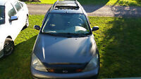 2003 Ford Focus ZTW Wagon 700 IF SOLD TODAY