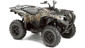 Yamaha grizzly 700se