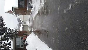 Driveway snow removal Cambridge Kitchener Area image 1
