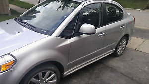 2011 Suzuki SX4 CVT, Sports Sedan (LOW MILAGE, CLEAN)
