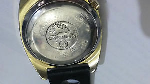 Montre 1970 Automatic MUSTANG Indianapolis watch Watch|Share |