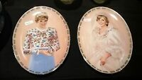 Diana collecters plates