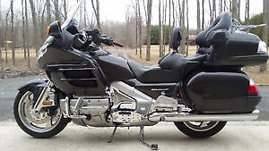 2010 Honda Goldwing Airbag Model