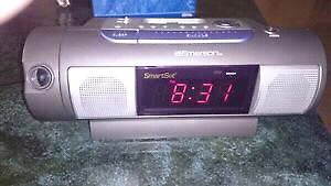 Emerson ic172 Ipod Projection Alarm Clock