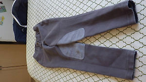 Riding Breeches - Grey sz 26, beige sz 28, black sz 30. $15 each Kawartha Lakes Peterborough Area image 3