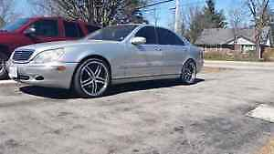 2002 Mercedes-Benz S430 must sell!!!!