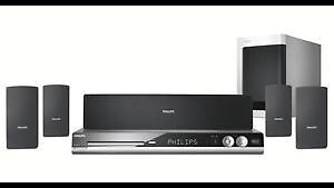 Philips-HTS3450 - Home theater system - 5.1