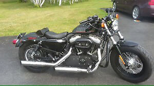 2012 Harley Davidson Forty-Eight sportster 1200cc