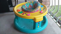 exersaucer for a boy or a girl