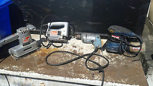 power drill,router,sanders, jigsaw, tablesaws,mitersaw,scrollsaw Belleville Belleville Area image 1