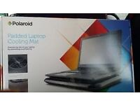 Laptop cooling pad soft base New sealed in box