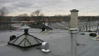 ROOFER (514) 549-3350 - ROOF SOLUTIONS -NEW ROOF - REPAIRS