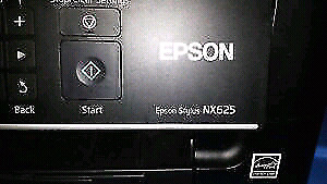 EPSON Stylus NX625 Printer. Good Working Condition. Only $10!!