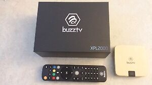 BUZZ TV 4K ANDROID  IPTV BOX