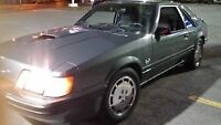 1986 Ford Mustang Svo Échange possible