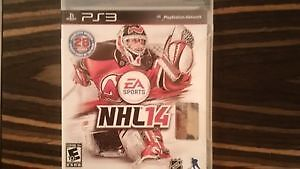 PS3-NHL14- EXCELLENT CONDITION