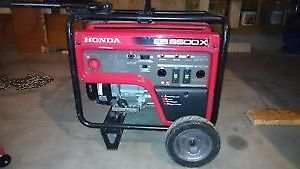 HONDA GENERATED WANTED. PREFER >5K BUT FLEXIBLE