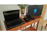 Alienware M17x R4 with HDMI-IN